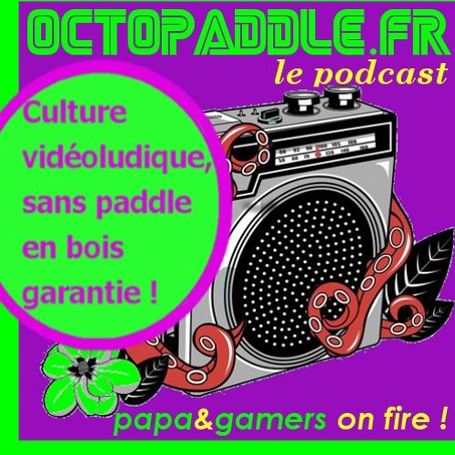 Le podcast d'octopaddle.fr