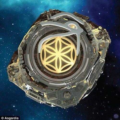 Asgardia, az űrnemzet. Kozmikus sugárzás és a földi hőmérséklet kapcsolata, stb.