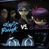 Daft Punk vs. Gorillaz -