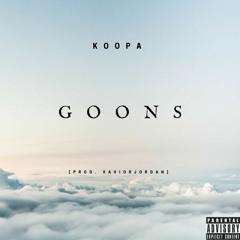 Goons [Prod. By XaviorJordan]