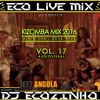 Kizomba Mix 2016 (Audiovisual) Vol. 17 - Eco Live Mix Com Dj Ecozinho