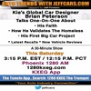 Auto Trends With JeffCars.com -Kia's Global Interior Designer Talking Faith, Cars & Homlessness