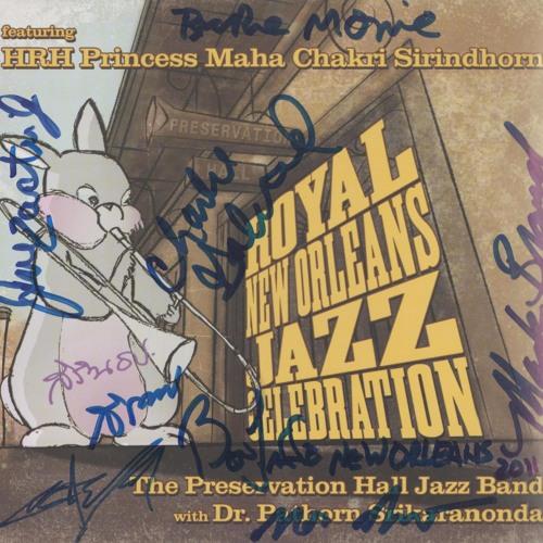 Royal New Orleans Jazz Celebration - Preservation Hall Jazz Band with Pathorn Srikaranonda