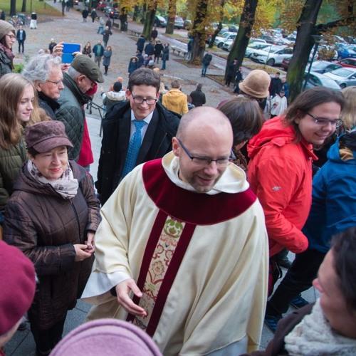 Ojciec Krzysztof Michałowski OP proboszczem parafii św. Dominika na Służewie