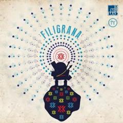 Le Bleu Band - Filigrana