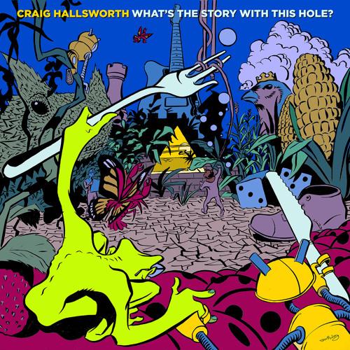 Craig Hallsworth - Everyday Ghost Song