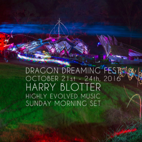 Harry Blotter - Dragon Dreaming Mainstage 2016 {7am Sunday Morning}