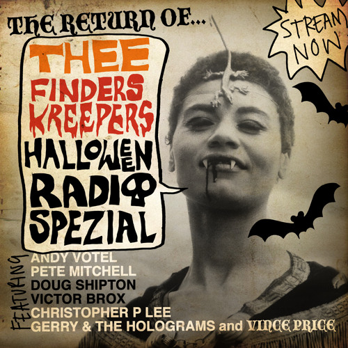 Finders Keepers Radio - Halloween Special