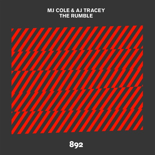 MJ Cole & AJ Tracey - The Rumble (Toddla T Remix)