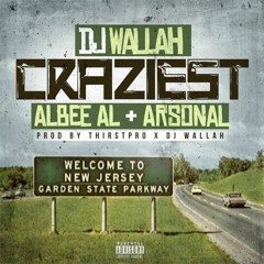 DJ Wallah ft. Albee Al and Arsonal 'CRAZIEST!'