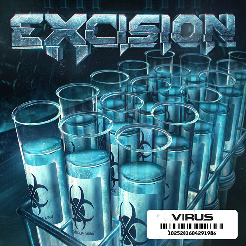 "Excision ""Neck Brace"" feat Messinian (New album ""Virus"" out now!)"