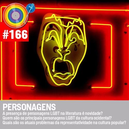 Lado Bi #166 - Personagens