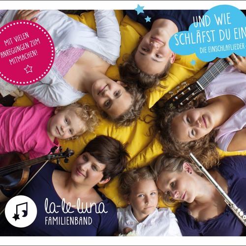 la-le-luna-Familienband: Und wie schläfst du ein?