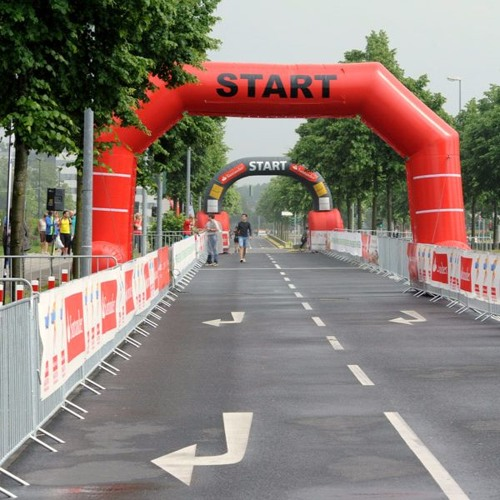 Mönchengladbach im Marathon-Fieber