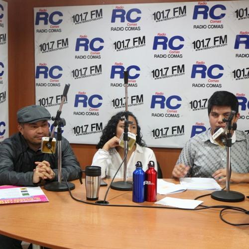 Radio Comas: Entrevista a Pedro Novoa, escritor y catedrático de la UCV