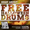 FREE Halloween Drums [60 Hair-Raising Drum Samples & Loops]