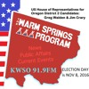 102416 Warm Springs Program Greg Walden & Jim Crary 1