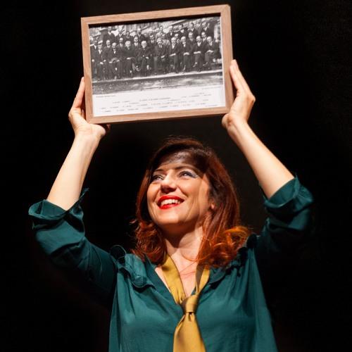 """Gabriella Greison a Rai Radio 3 - PIAZZA VERDI del 22/10/2016 - Teatro: """"1927 Monologo Quantistico"""""""