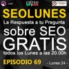 SEOLunes Episodio 69 - Con Marcos Herrera - SEO Para Adultos