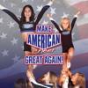 American Cheer Sr Black - 16 - 17