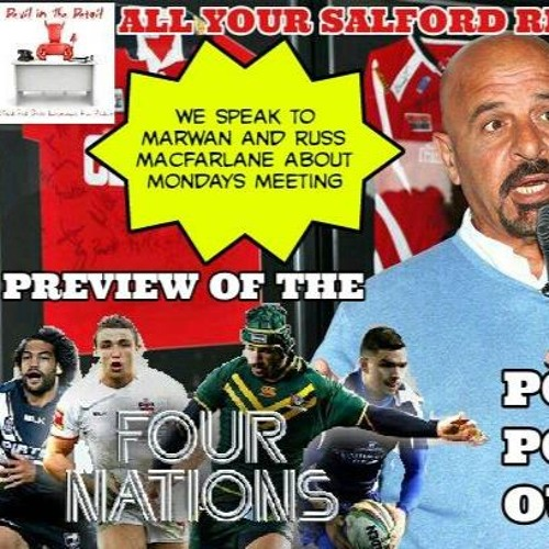 Marwans Meeting Reaction And 4 Nations Preview By Devil In
