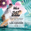 LOS KENZIES - INICIO TORNEO DE SURF ( JACO CLUB WAVE ) mp3