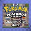 Pokémon Diamond and Pearl - Jubilife City (Night)
