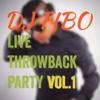 DJ FIBO LIVE THROWBACK PARTY VOL 1 OCT 2K16 (Mezclado En Vivo) Portada del disco