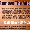 How to remove the AdProtect?.mp3