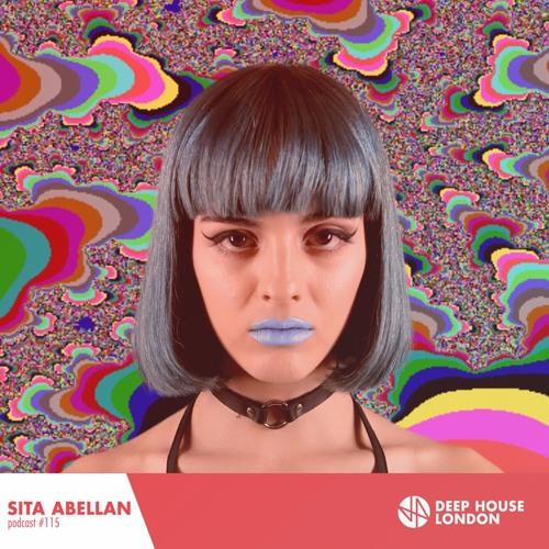 Sita Abellan - DHL Mix #115 by DHA AM (Deep House London)
