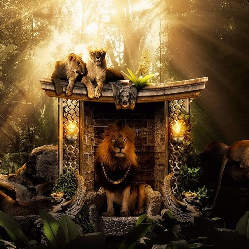 "Kings of da Jungle -  "" King of the Jungle ""  (FLeCK rmx )[Free DL]"