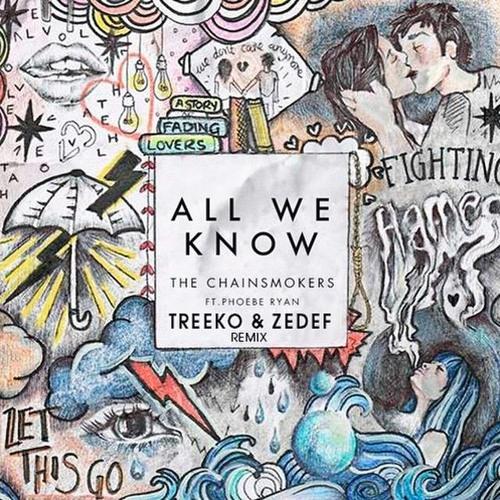 The Chainsmokers ft. Phoebe Ryan - All We Know (Treeko & Zedef Remix)
