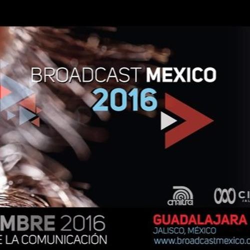 Promo Broadcast Mexico 2016