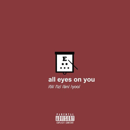 all eyes on you (prod. by kojo a.)