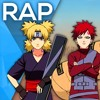 Rap Dos Irmãos Da Areia - Gaara, Kankuro e Temari (Naruto) | Águia | Conjunto 10