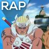 Rap Do Killer Bee e Raikage - Dupla A - B (Naruto) l Águia l Conjunto 21