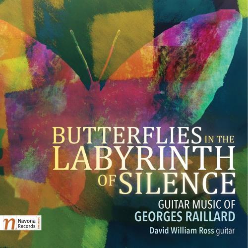 GEORGES RAILLARD - Butterfly