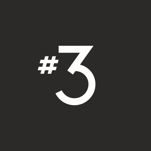 #3 Black LP (us014)