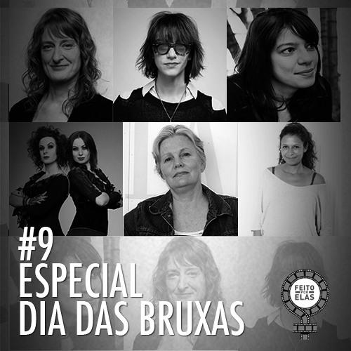 Feito por Elas #09 Especial Dia das Bruxas 2016