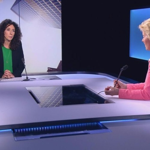 Ursula Von der Leyen on France 24