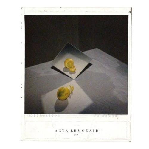 MRKD003 - ACTA Lemonaid EP (INTERFERON, N.A.A.F.I., Hidden Rooms, Anthro, Falhaber)
