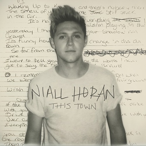 Niall Horan - This Town Cover