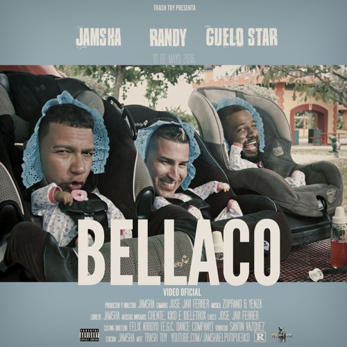 Bellaco (Jamsha ft. Randy & Guelo Star