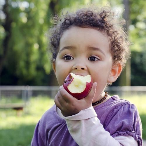 Alimentação saudável para as crianças