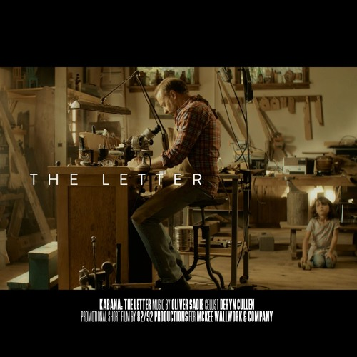 The Letter | Oliver Sadie feat. Deryn Cullen for 82/92 Productions