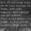 Breaking the habit of Being Yourself - Dr. Joe Dispenza