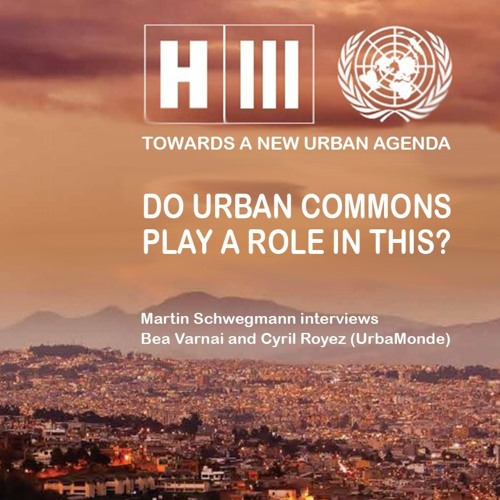 Urban Commons in the NUA? Interview with Varnai and Royez - UrbaMonde