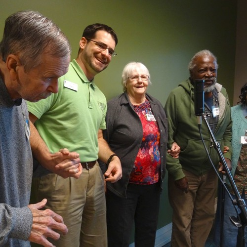Adult Day Services at Oakland Centre Sings Summertime Blues