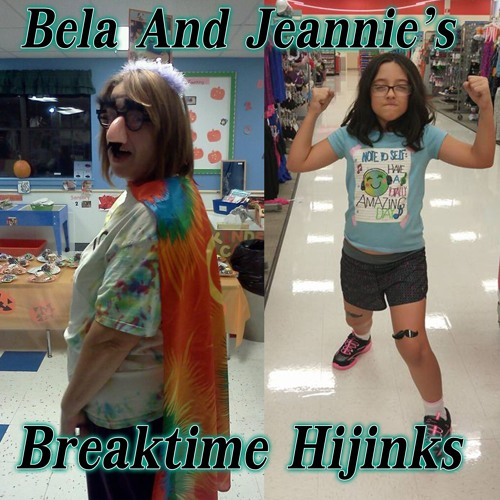 Bela And Jeannie's Breaktime Hijinx