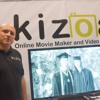 What's cool about online movie & video maker Kizoa? CEO Yanai Guedj.